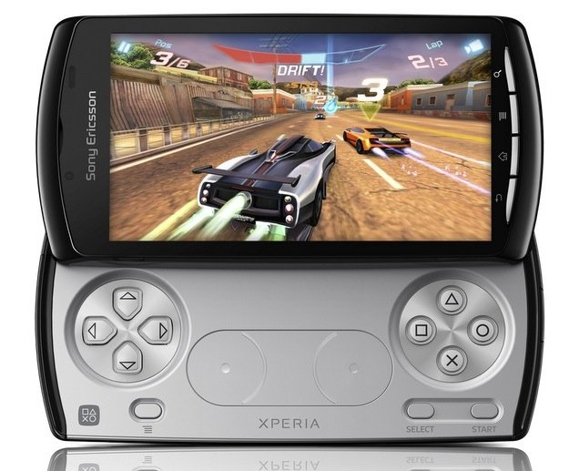 Sony Ericsson Xperia Play for 649 Euros